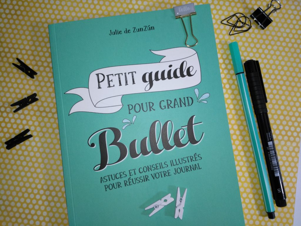 bujo zunzun blog bullet journal