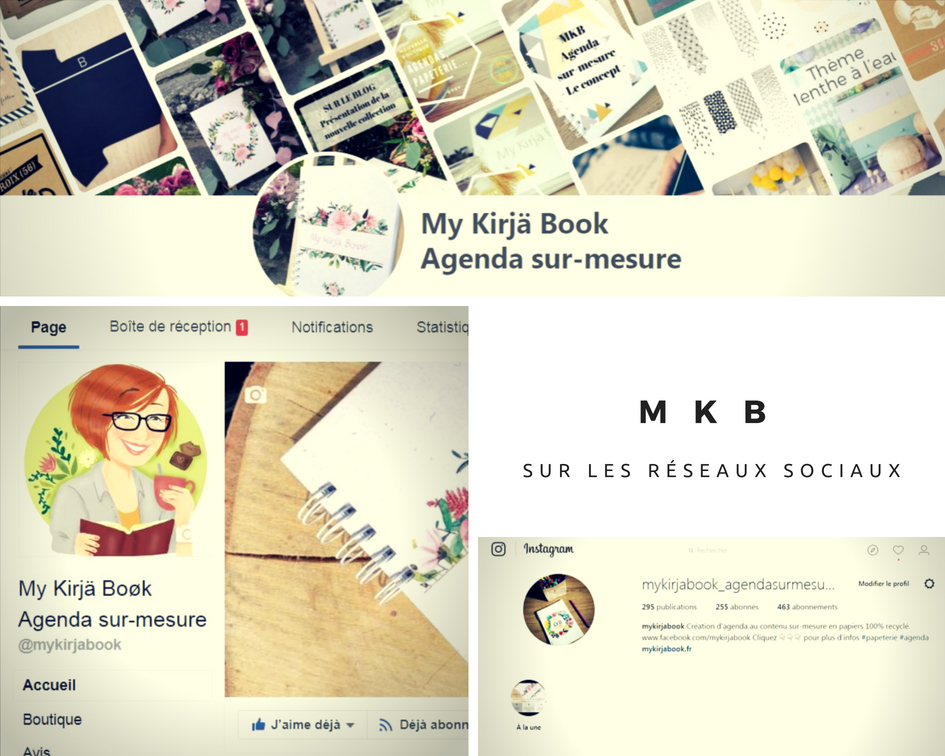 Kit réseaux sociaux
