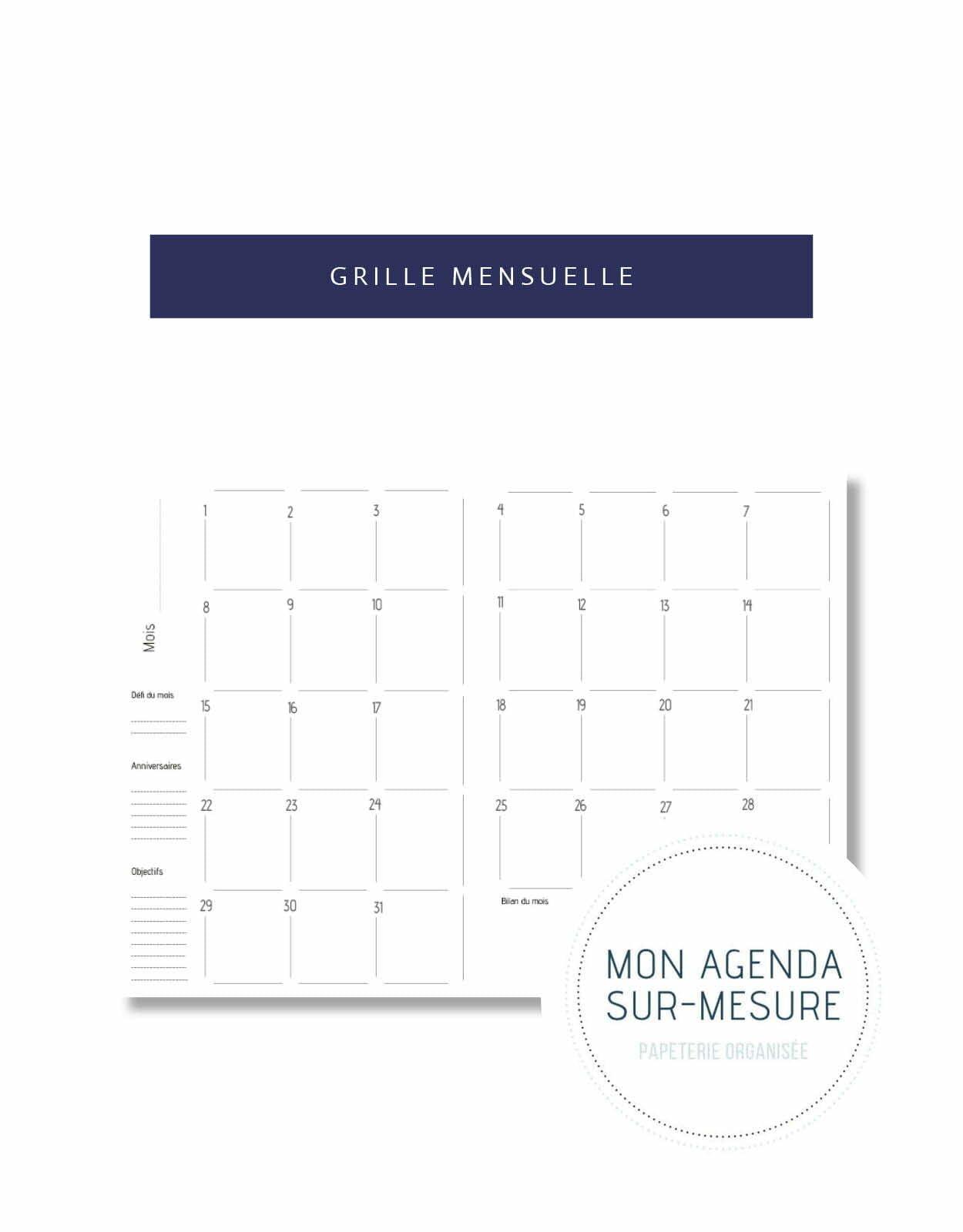 page-agenda-sur-mesure-grille-mensuelle