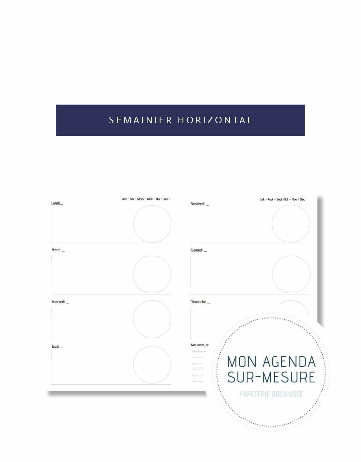 page-agenda-sur-mesure-semainier-horizontal