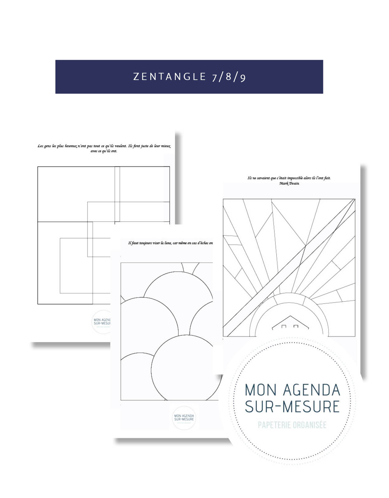 page-agenda-sur-mesure-zentangle-originaux