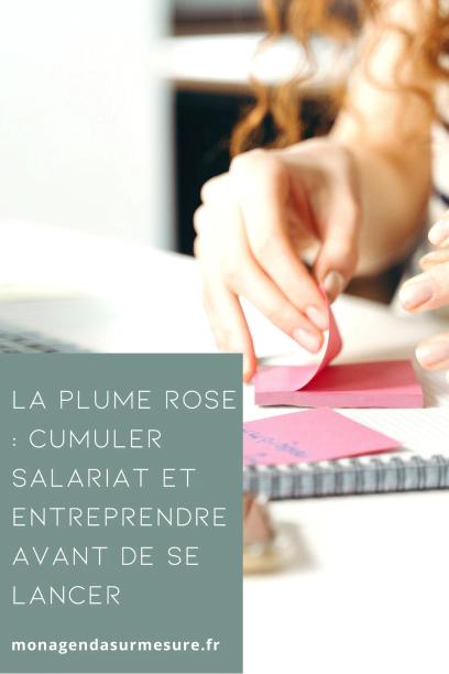 Mélanié Carré la plume rose Pinterest